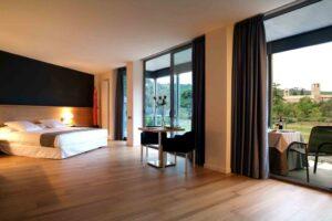 Un buen hotel en Sant Fruitós…