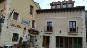 Un buen hotel en Sepúlveda, Segovia