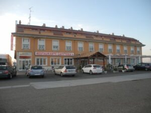 Un buen hotel en Siete Iglesias…