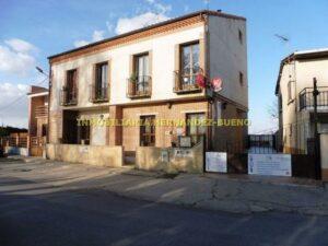 Un buen hotel en Valsalabroso, Salamanca