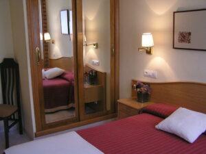 Un buen hotel en Villablino, León