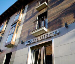 Un buen hotel en Villagatón, León