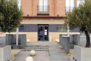 Un buen hotel en Villalba de…