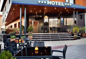 Un buen hotel en Villán de…
