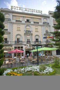 Un buen hotel en Villapalacios, Albacete
