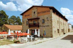 Un buen hotel en Vinuesa, Soria