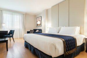 Un buen hotel en Xermade, Lugo