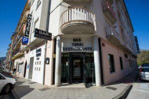 Un buen hotel en Yerri, Navarra