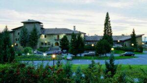 Un buen hotel en Zabalza, Navarra